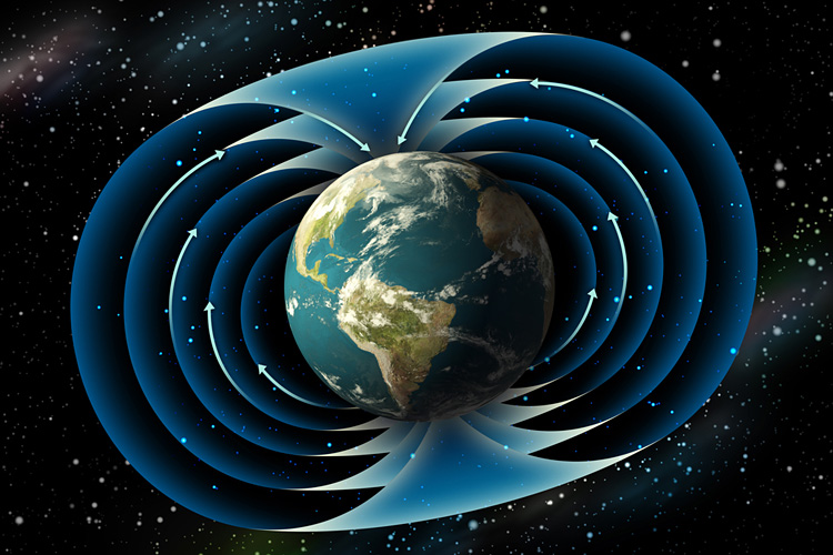 Effects of pulsed magnetic field on human organism