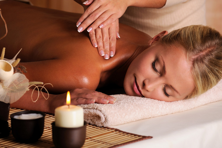 Massage and magnetotherapy
