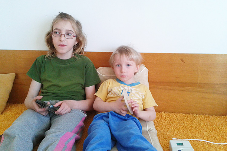 Havelkova Family (for children)