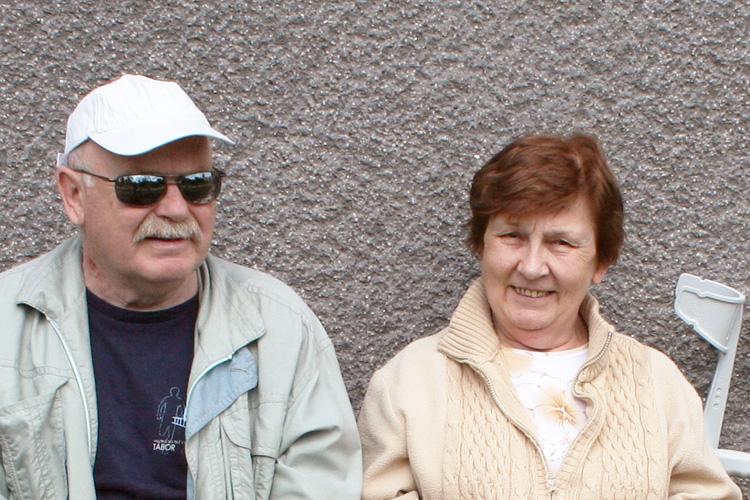 Mr. and Mrs. Jakimjuk