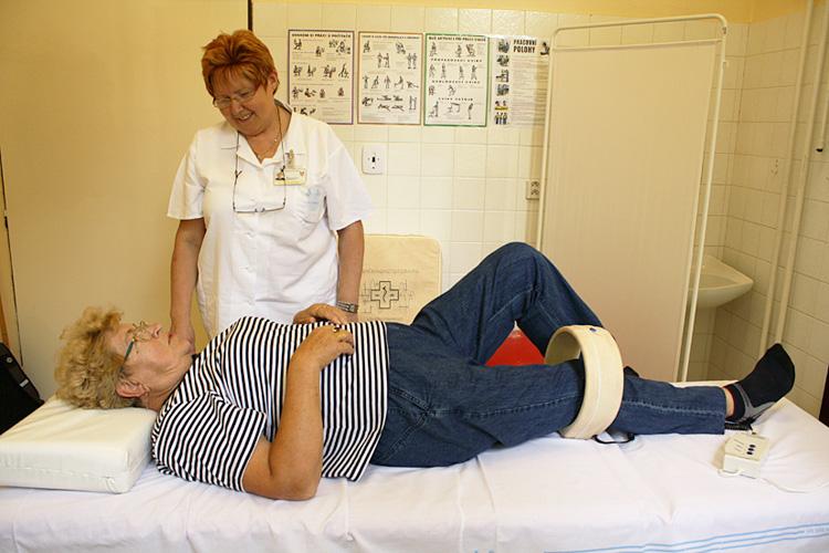 University Hospital Brno - Bohunice (rehabilitation department)